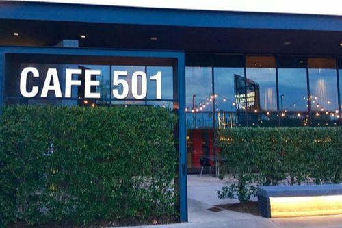 Okc Cafe 501